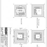 (R:A R H I V1400-14491410 RIMSKOKATOLI212KO 216UPNIJSTVO BLED, Blejski otok,prenova zvonika,216ele350e P G D1410 Blejski otok zvoni)